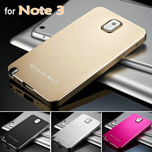 Buy cool luxury full aluminum case for for Housse telephone samsung galaxy note 3