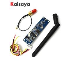 Transmisor DMX512 inalámbrico de 2,4 Ghz, placa de módulos de PCB con controlador de antena LED receptor Wifi F5 006
