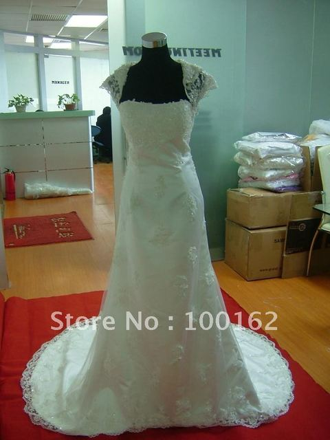 2011 Best Selling Wedding Dress Bridal Gown+Free Shipping