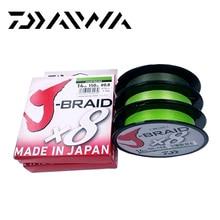 Daiwa J-BRAID 8A 150M original green/grass green color  8 braided fishing line monofilament fishing line 10-60lb made in japan