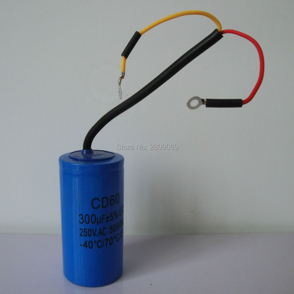 staring capacitor CD60 300UF heavy duty electric motor starting capacitors staring capacitor cd60 100uf 250v ac 50 60hz 40 70 temperature 21