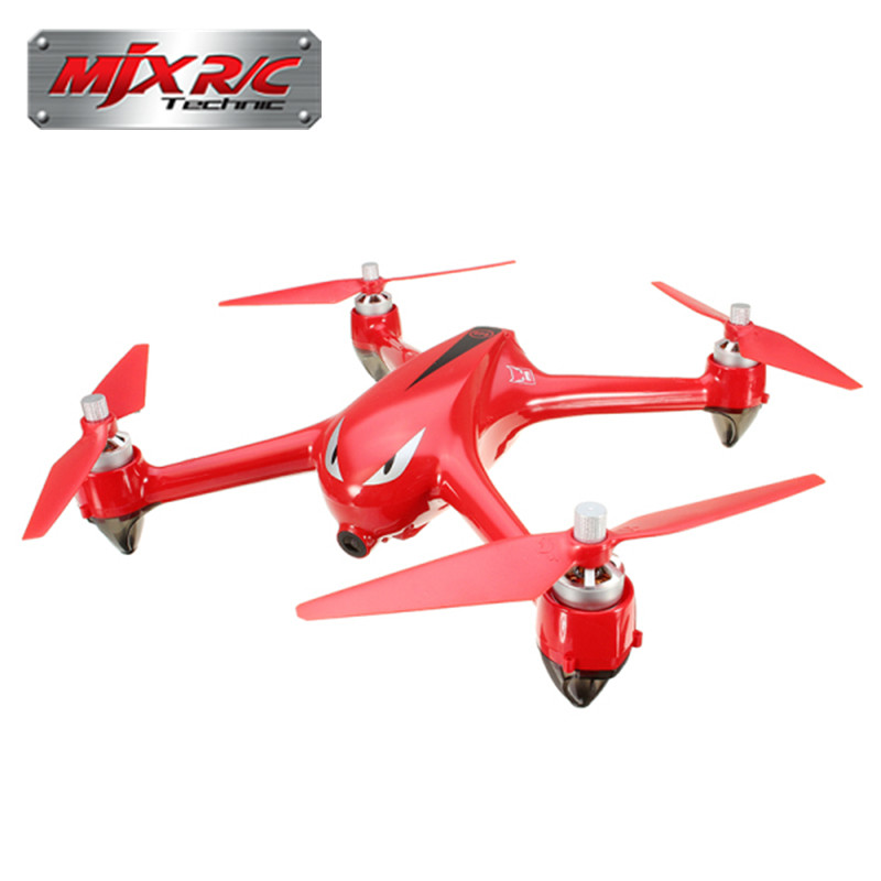 MJX B2W Bugs 2W Monster WiFi FPV Brushless RC Drones With 1080P HD Camera GPS Altitude Hold Quadcopter Toys Gift RTF original mjx b2w bugs 2w monster outdoor toys rc drone brushless gps rc quadcopter rtf 1080p hd camera wifi fpv vs hubsan h501s