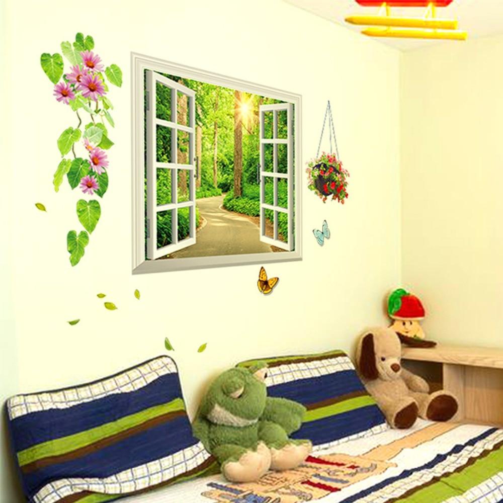 Famous Fake Window Wall Decor Embellishment - The Wall Art ...