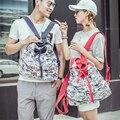 Ardilla ropa de moda estilo Coreano carta garabato fresca unisex mochilas mochilas juvenil de vogue classic casual mujeres bolsa de viaje