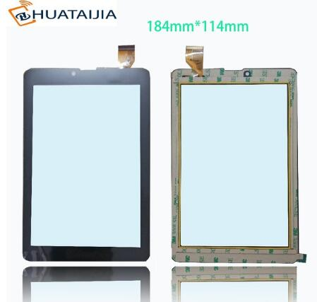 Size 184*114mm XC-PG0700-203-FPC-A0/XHSNM0703901B For Tz737 Tz747 Tz794 Tz752 Tz753 3g 7'' Tablet Touch Screen Panel Digitizer