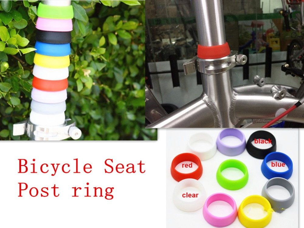 1ks MTB cyklistická oprava nářadí kolo sedlovka svěrka jízdní kolo sedlovka kroužek sportovní kolo sedlovka kroužek jízdní kolo příslušenství
