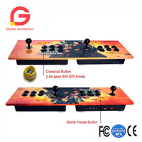 Double Stick Arcade 815 Classic Games Machine 2 Players Pandora S Box Game Handle King Of