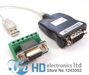 Image 2 - USB 2.0 USB 2.0 RS485 RS 485 RS422 RS 422 DB9 COM Seri Port Aygıt Dönüştürücü Adaptör Kablosu, üretken PL2303, Ücretsiz Kargo
