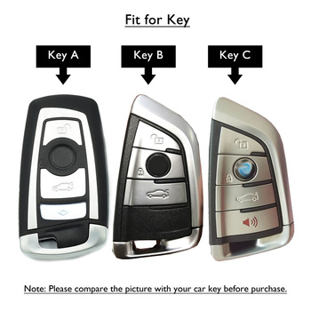 Karbon Araba Anahtarı Durum BMW 3 5 6X1 M1 GT F20 F10 F30 520 525 520I 530D E34 E46 E60 E90 çanta Anahtarlığı Uzaktan Fob Koruyucu Kapak