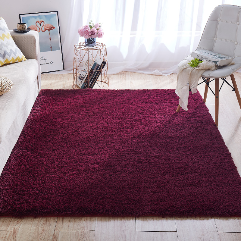 Non-slip Soundproof Carpet Room Layout Rug Japanese Style Living Room Bedroom Plush Floor Mat Soft And Comfortable Carpet