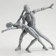 Тело Кун Archetype бледно-вер фигурку цвет Сделай Сам фигурка бодикун фигурка Модель Детская игрушка для рисования