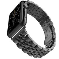 Stainless Steel Watch Band For IWatch Apple Watch Band Strap Link Bracelet Classical Lock With Adapter