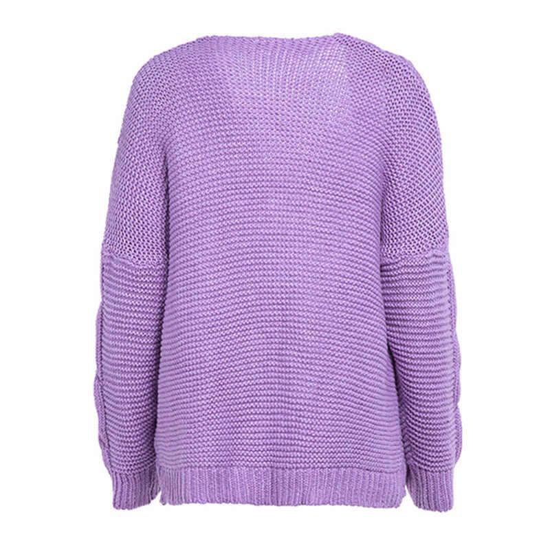가을 겨울 코트 스웨터 카디건 야생 두꺼운 스틱 바늘 트위스트 느슨한 니트 게으른 카디건 스웨터 여성 자켓 카디건