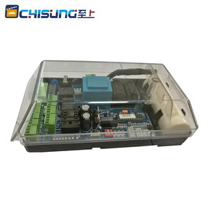 Image 2 - circuit board card controller for automatic boom barrier gate motor 110V 220V AC only(capacitor included)