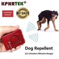 Original Ultrasonic Dog repeller Dog Repellent Sonic Deterrent Pet Chaser Super Powerful Rechargeable 1