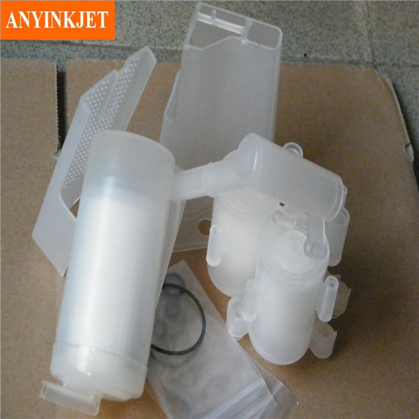 filter kits 3pcs for Videojet VJ1210 VJ1510 VJ1610 VJ1710 etc 1000 series printer ink core
