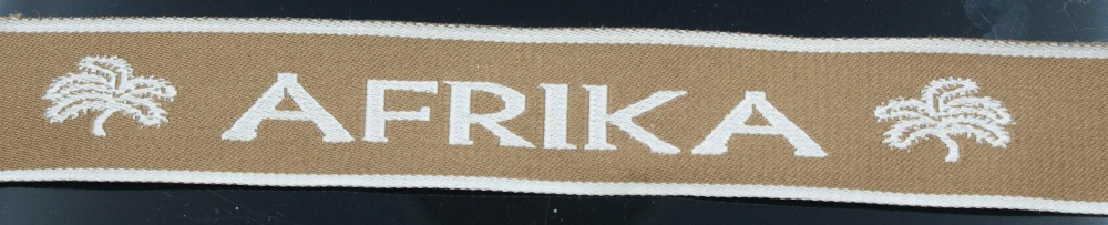 EMD WW2 Uniform Cuff Strip1 North Africa