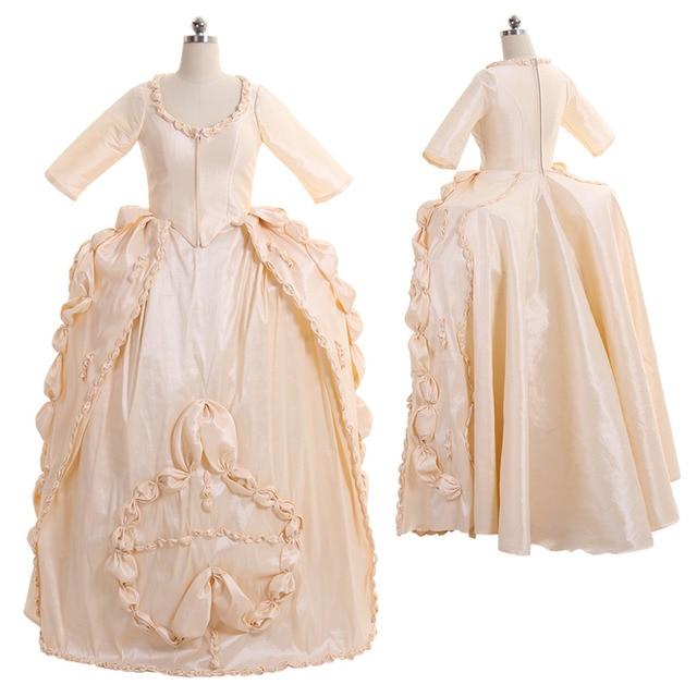 Marie antoinette robe de mariee