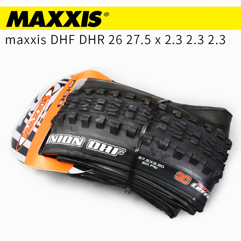 Maxxiss DHF DHR 26/27.5 * 2.3/2.4/2.5 MTB 3c Mountain bike tire Vacuum folding tire bicycle tire 1 tireMaxxiss DHF DHR 26/27.5 * 2.3/2.4/2.5 MTB 3c Mountain bike tire Vacuum folding tire bicycle tire 1 tire