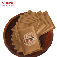 MEIKING 5pcs/lot Hair Mask Brand Chinese Herbal Conditioners Dry Damage Hair Repair Treatment Nutrition Hair Treatment Mask 20G