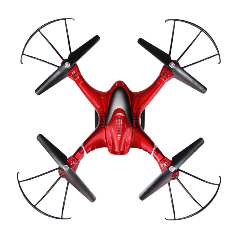 Headless Mode RC Quadcopter X300 2.4GHz 4CH 6 Axis 360-degree Eversion with 0.5MP Camera for Children Helicopter Toys jjrc h25 rc quadcopter 2 4ghz 4ch 6 axis gyro system one key auto return headless mode 3d rolling 360 eversion function drone