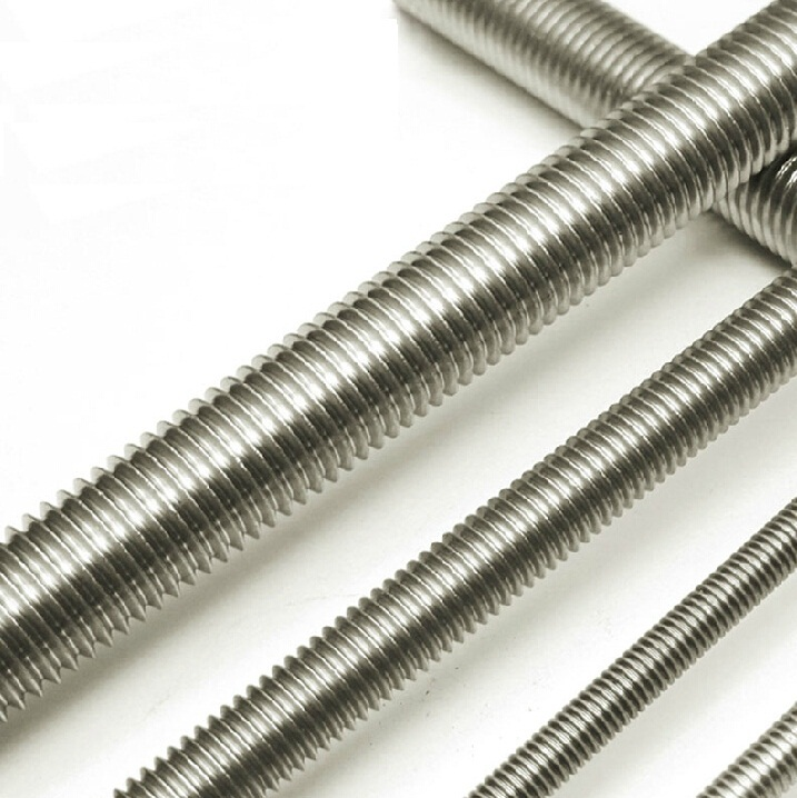 M10*500mm Stainless Steel All Thread Threaded Rod Bar Studs