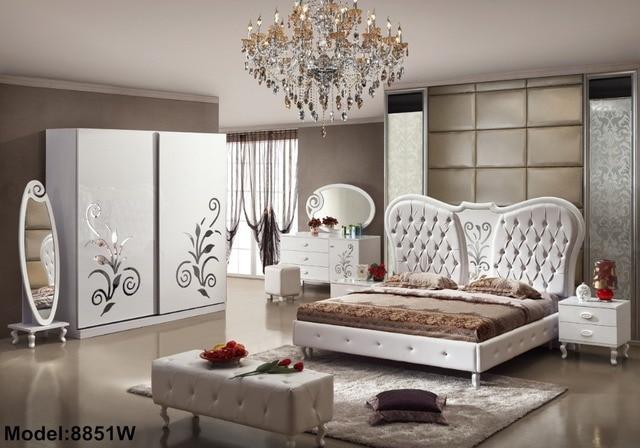 Comò Camera Da Letto Moderna : Camera da letto moderna set moveis para quarto comodino
