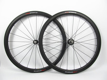 Tubeless Farsports FSC38-CM-25 White Industry T11 hub 38mm 25mm High End 11sp freehub carbon wheel 38, Road bike clincher wheels