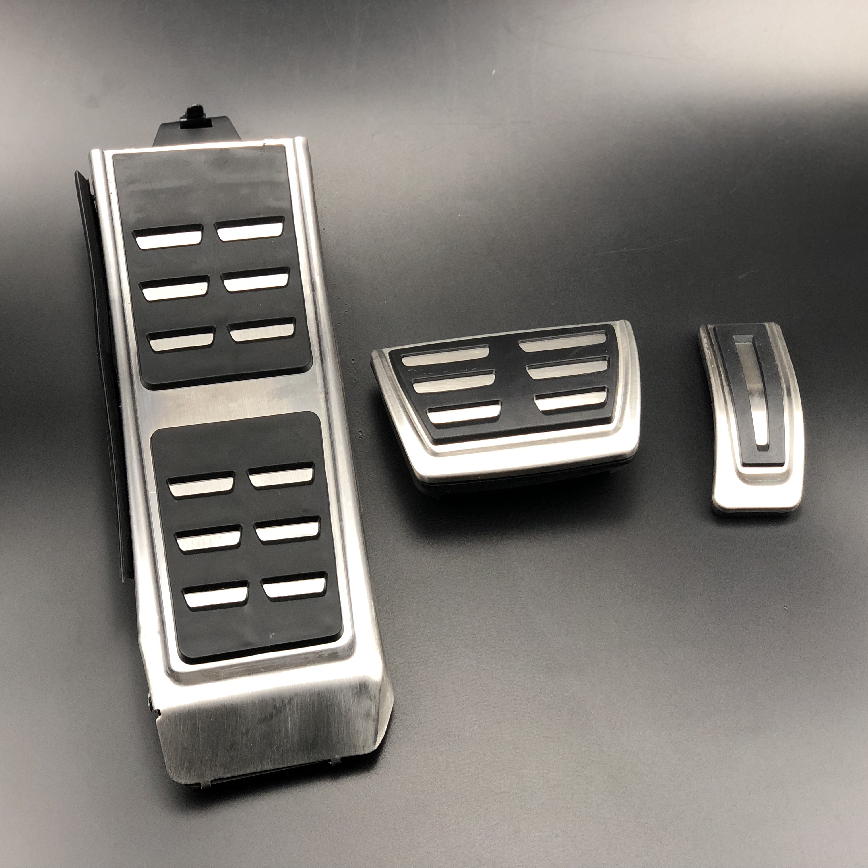 Genuine Pedal Set Audi TT Design with Foot Rests For All Audi A3 8L