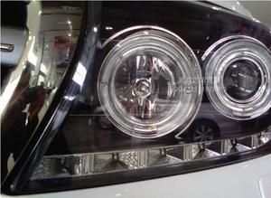 Image 3 - HID, 2008 ~ 2015, 크루저 헤드 라이트, 프라도, LC200, 비오스, RAV4, 캠리, 하이어스, 시에나, 야리스, 타코마, 크루저 헤드 램프 용 자동차 스타일링