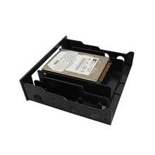 Desktop Optical Drive Bit 3.5″ Conversion 5.25″ Hard Drive Bracket 3.5-inch Hard Disk Cases Double-Layer Rack Plastic Adapters