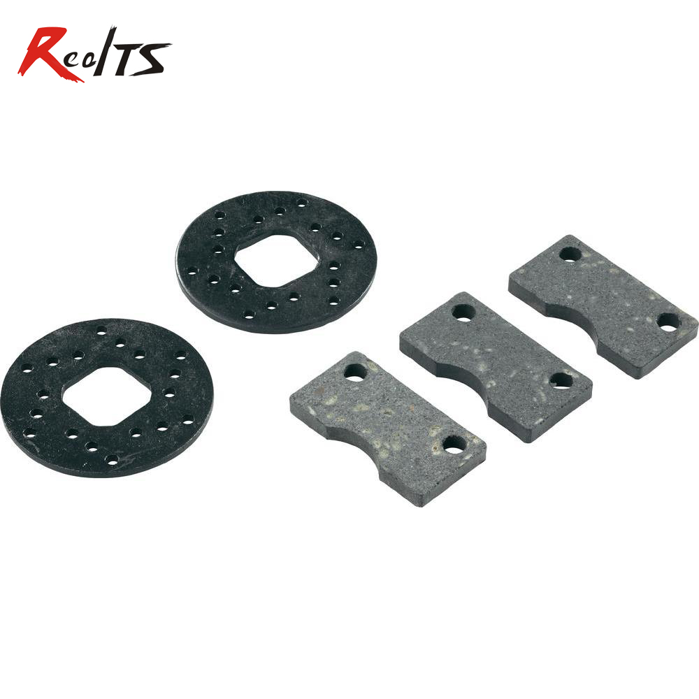 RealTS One set 112108 FS racing/MCD/FG/CEN/REELY 1/5 scale disc brake for rc car for Buggy, Truggy, MT, SC realts fs1870 1 5 scale 2wd to 4wd conversion kit set new version for fs reely 1 5 series