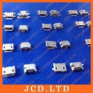 Image 4 - cltgxdd Micro USB 5P,5 pin Micro USB Jack,5Pins Micro USB Connector Tail Charging socket