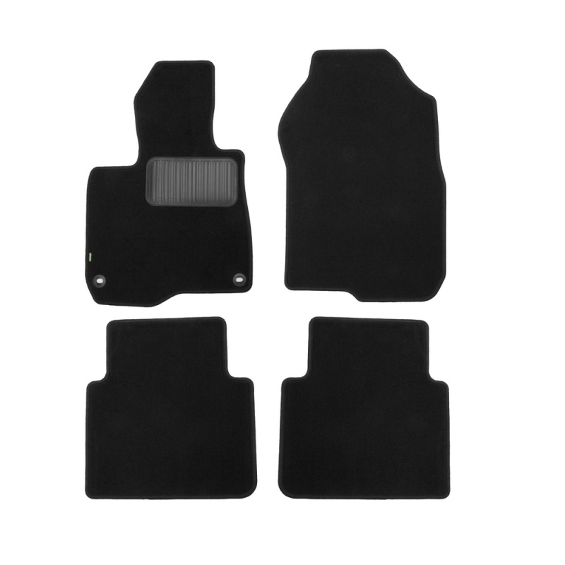 NEW 1Set TPE Car Floor Foot Mat For Honda CR-V crv 2017 2018 2019 Car-styling Boot Liner Accessories Waterproof Carpet