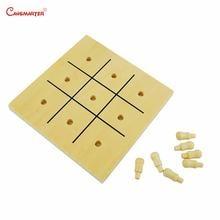 Бука дерево Монтессори сенсорные деревянные игрушки звуковые