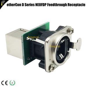 Image 3 - ネットワークコネクタ etherCON D シリーズパネルマウント RJ45 貫通レセプタクルプロオーディオビデオ & 照明ネットワークアプリケーション