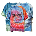 YEEZUS Men T-shirt New Brand Graphic Letter Printed Top Tee Concert Unisex Rock Ticket Tour Kanye West Rap Men's Clothing M04253