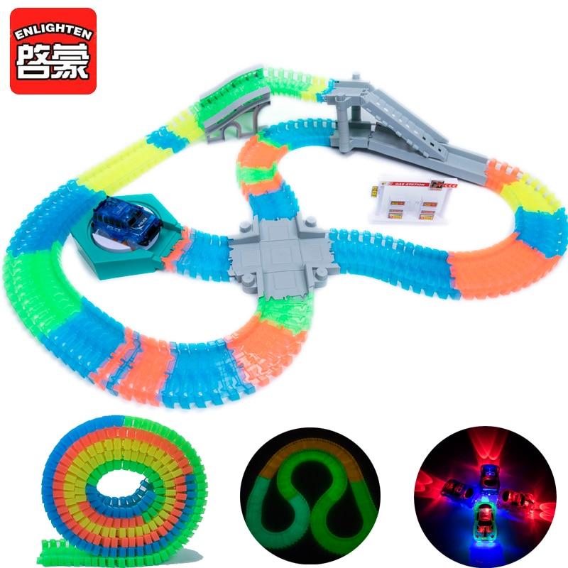 DIY Tracks Gramofonová hračka Hračka Mini Racing Tracks - Dětské a hračkářské vozy