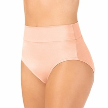 Womens High Waisted Brief Adult Sizes Trunks Shorts Underpants and Performance Dancer Bottoms