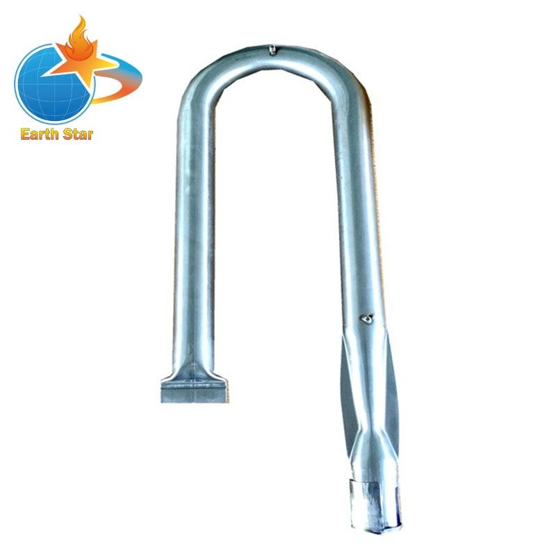 EARTH STAR 430 steel BBQ GRILL pipe burner BTU 30000 promotion price