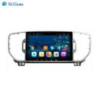 YESSUN Kia Yeni Sportage 2016 Için Android Araba GPS Navigasyon Araba DVD oynatıcı Multimedya Ses Video Radyo Multi-Touch ekran