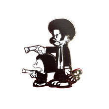 Pulp Fiction pin(China)