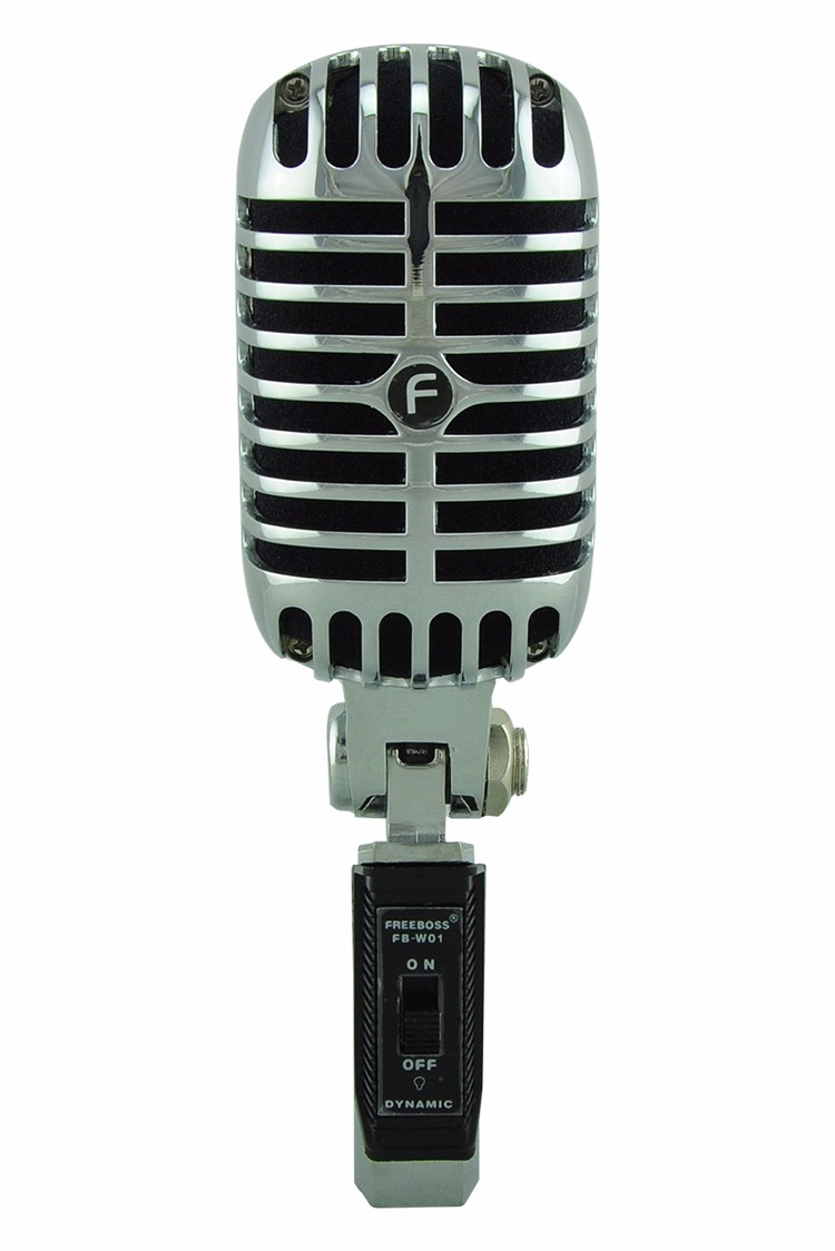 FB-W01 12 Wired Microphone