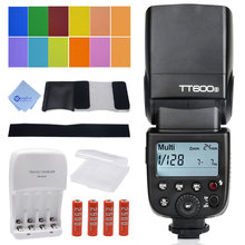 Godox TT600S 2.4 Г Беспроводная Вспышка Speedlite и Камеры A7 A7R A7S II A6000 A6300