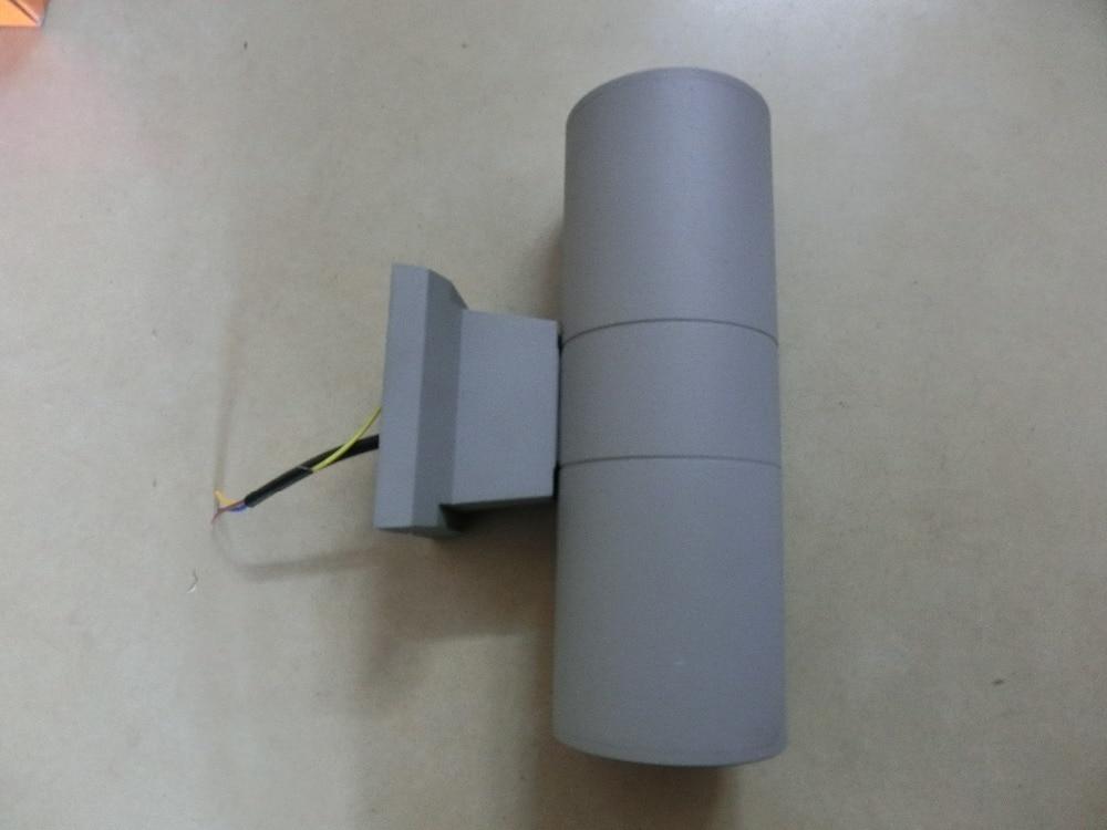 frete gratis cinza patio jardim lampada de parede levou a prova d agua mais de cabeca