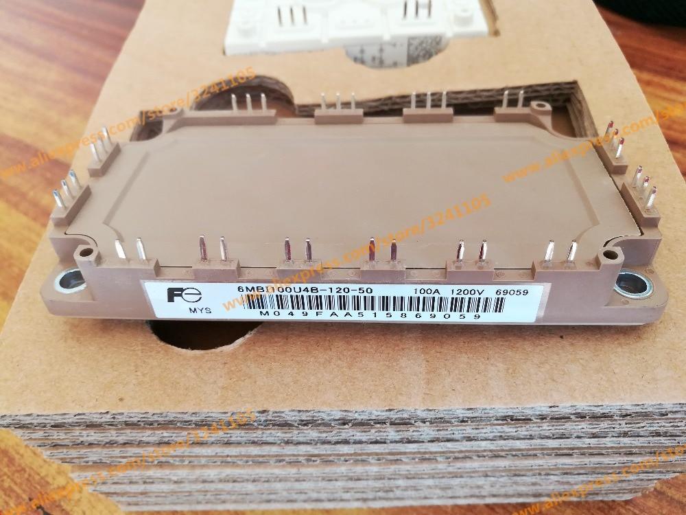 Free shipping NEW 6MBI100U4B-120-50 6MBI100U4B120-50 MODULE free shipping new 2mbi600vn 120 50 module