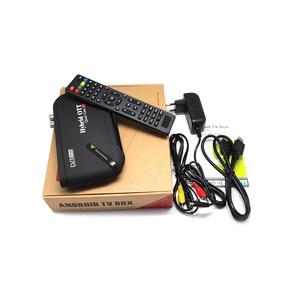 Image 5 - Vmde Original Android 7.1 TV Box DVB T2 DVB C 1G/8G Smart Media Player Amlogic S905D Octa Core KII Wifi 4K Combo Set Top BOX