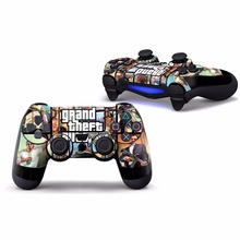 Camouflage Stickers Cover For Sony Playstation 4 Cotroller Skin Sticker For PS4 Controller