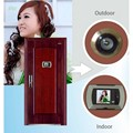 2.4 LCD Wide Angle Electronic Door Peephole Peep Hole Visual Monitor Wireless Viewer Puertas Doorbell Mirillas Puerta Digital