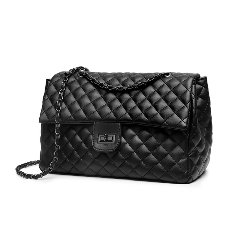 HTB1YHdteBCw3KVjSZFlq6AJkFXao - Women's Messenger Bag | Diamond Pattern